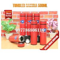 tumbler sakura polos 500ml | custom souvenir botol tumbler promosi