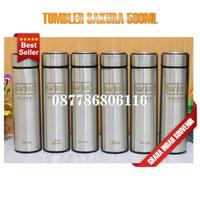tumbler sakura stainless 500ml polos | botol tumbler promosi murah