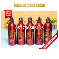 tumbler sport | souvenir botol minum murah 500ml