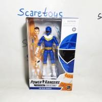 Lightning Collection Power Rangers Zeo Blue Ranger - Sentai Ohranger