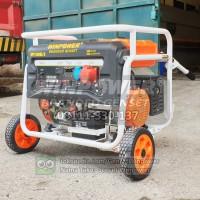 Genset Winpower 7500 Watt - Max 8000 Watt - 3 Phase - Generator Bensin