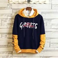 sweater hoodie pria baju hangat hoody anak anak remaja sekolah dewasa