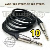 Kabel Sound Akai TRS Stereo to Akai TRS Stereo 10 meter