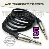 Kabel Sound Akai TRS Stereo to Akai TRS Stereo 5 meter