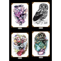 Tattoo/Tattoo temporary/Tattoo Temporer/Tatto 21x15cm HB B051055