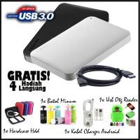 Toshiba Canvio Ready 1TB - HDD HD Hardisk Eksternal - GRATIS 4 Hadiah