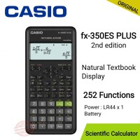 Casio Kalkulator / Calculator Scientific FX-350ES PLUS