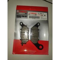 Brake \ Kampas Rem Depan Yamaha Vixion ,Jupiter MX Original Genuine