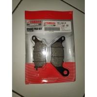 Brake \ Kampas Rem Belakang Yamaha R25 Original Genuine
