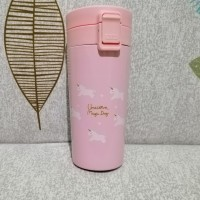 Tumbler Unicorn Pink 400 ML