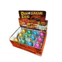 mainan telur dinosaurs rendam air
