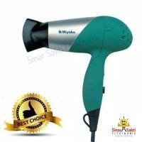 Hair Dryer / Pengering Rambut Travel Miyako HD-550G murah berkualitas