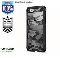 Casing Ringke iPhone 7 Fusion X Softcase Military Anti Crack Anti Drop