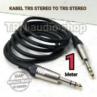 Kabel Sound Akai TRS Stereo to Akai TRS Stereo 1 meter