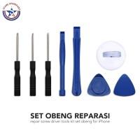 Tool Repair Opening Tools Kit Set Obeng Pembuka iPhone 4/5/5s/6/6s/6p
