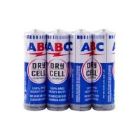 Baterai ABC Kecil / AA / R6P 1 set isi 4 pcs