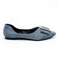 CPE by Calliope - Sepatu Flats Wanita Shoes BIANCA (Beige,Blue,Black)