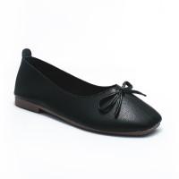CPE - Sepatu Flats Ballerina Wanita Shoes ANISA (Hitam, Krem, Coklat)