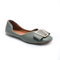 CPE - Sepatu Flats Ballerina Wanita Shoes AVANKA (Grey, Beige, Black)