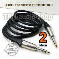 Kabel Sound Akai TRS Stereo to Akai TRS Stereo 2 meter