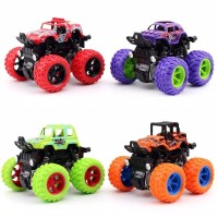 Mainan Mobil JIP MONSTER ZAP off road 4 drive bigfoot