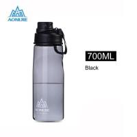 Aonijie SD32 Water Bottle 700ml - Botol Minum Sepeda Lari Gym BLACK