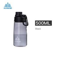 Aonijie SD32 Water Bottle 500ml - Botol Minum Sepeda Lari Gym BLACK