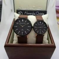 Jam tangan ac couple original 8492