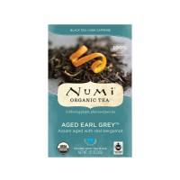 Numi - Organic Aged Earl Grey Tea 36 Gram