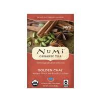 Numi - Organic Golden Chai Tea 46.8 Gram