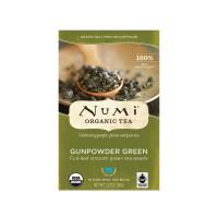 Numi - Organic Gunpowder Green Tea 36 Gram