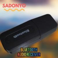 GARANSI Bluetooth Audio Receiver USB With kabel AUX 3.5mm