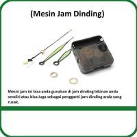 Mesin Jam Dinding DIY Replacement Silent Quartz - S5168