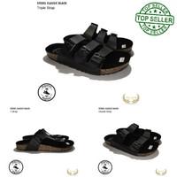 Sandal Pria Casual Birkenstock Classic Handmade Original Termurah