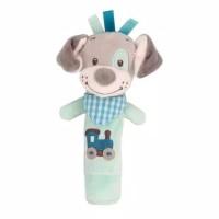 Rattle Stick / Mainan Genggam Bayi / Karakter Dog