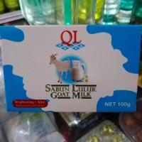 Sabun QL lulur goat milk 100g