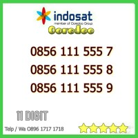 Nomor Cantik Indosat IM3 11 Digit O856 111 555 7 8 9