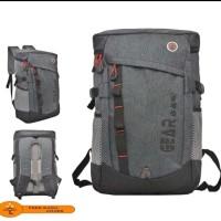tas ransel pria backpack - tas laptop gearbag free raincover