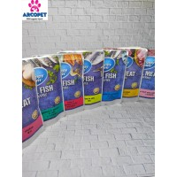SNAPPY TOM - WET FOOD - POUCH 85gr - ALL VARIAN - MAKANAN KUCING