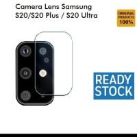 Pelindung Kamera Samsung S20 plus Anti Gores Lensa Kamera