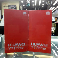 HUAWEI Y7 PRIME (3/32GB) GARANSI RESMI