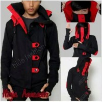 jaket sweater topeng ninja