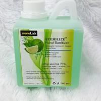 Antiseptik STERILIZE Hand sanitizer 500ml by nanolab
