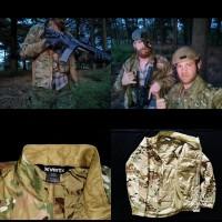 multicam jacket vertx base recon primaloft jaket loreng camo militer