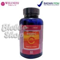 Wellness Excell-C 500mg (60) - Excell C Meningkatkan Daya Tahan Tubuh
