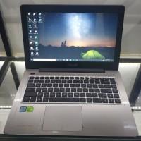 Laptop Asus A456UQ Gold i7-7500U/8GB/512GBSSD/GeForce940M-2GB Second