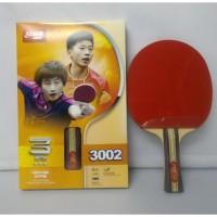 Bet Pingpong Bat Tenis Meja Dhs R 3002 - 3 Star Orginal