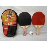 Bet Pingpong Bat Tenis Meja DHS - S2F2