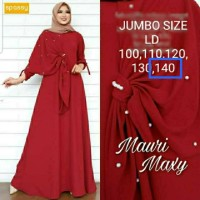 JUMBO 5L - LD 140 MAURI DRESS GAMIS BIGSIZE