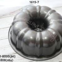 Terpopuler 1615-7 Loyang Teflon Chiffon Cake Pudding Tumpeng Marble
